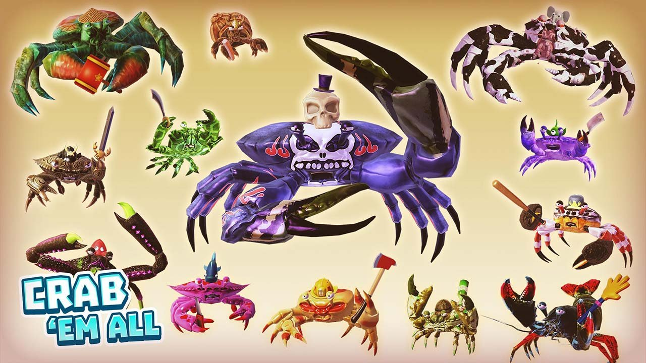 King of Crabs screen 1