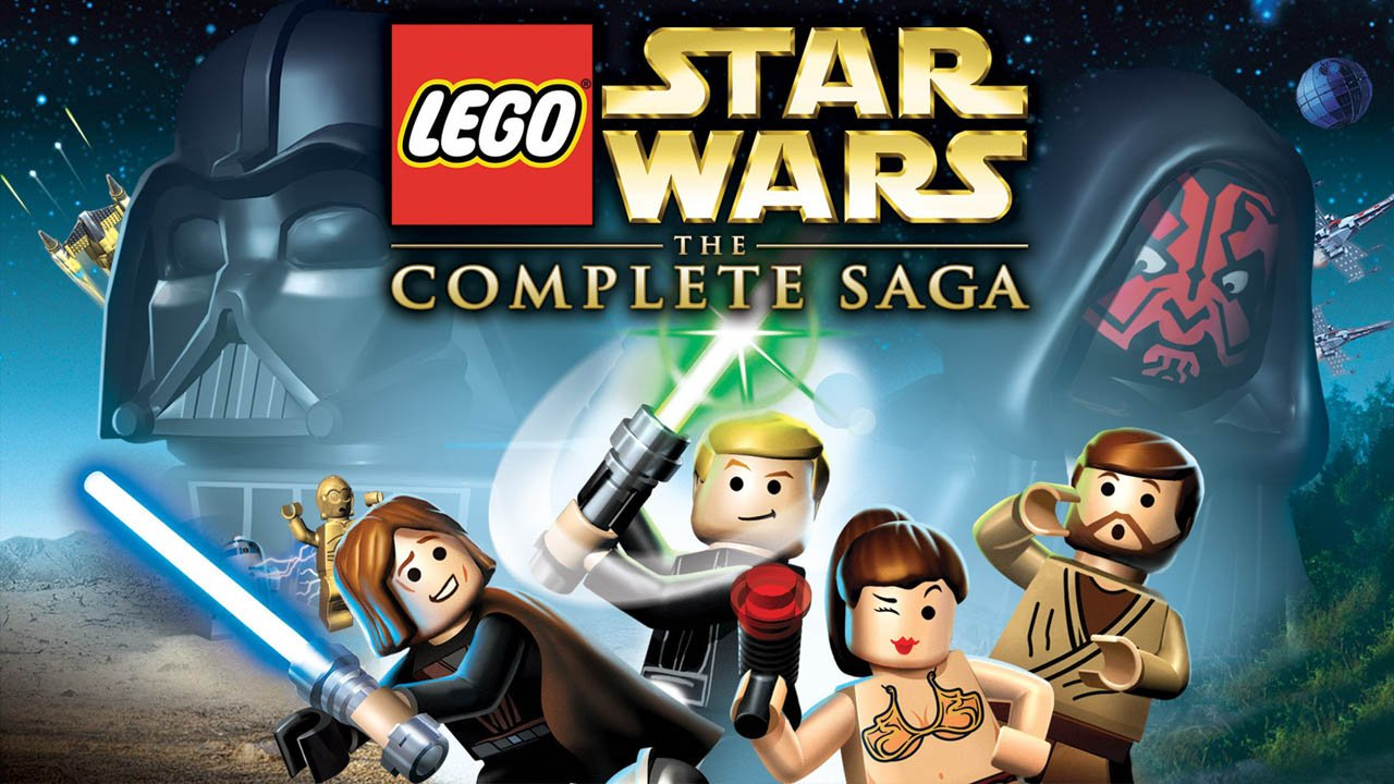 LEGO star wars tcs poster