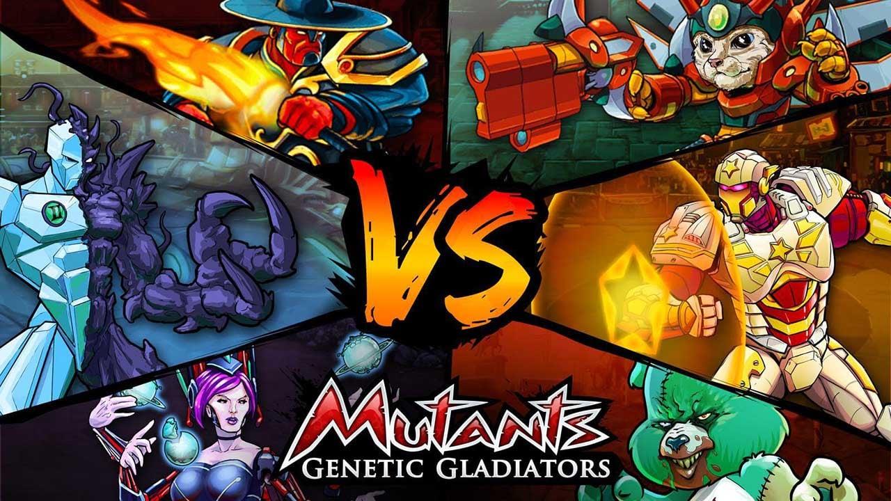 Mutants Genetic Gladiators screen 0