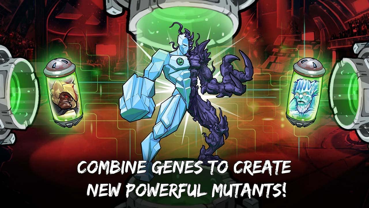 Mutants Genetic Gladiators screen 2