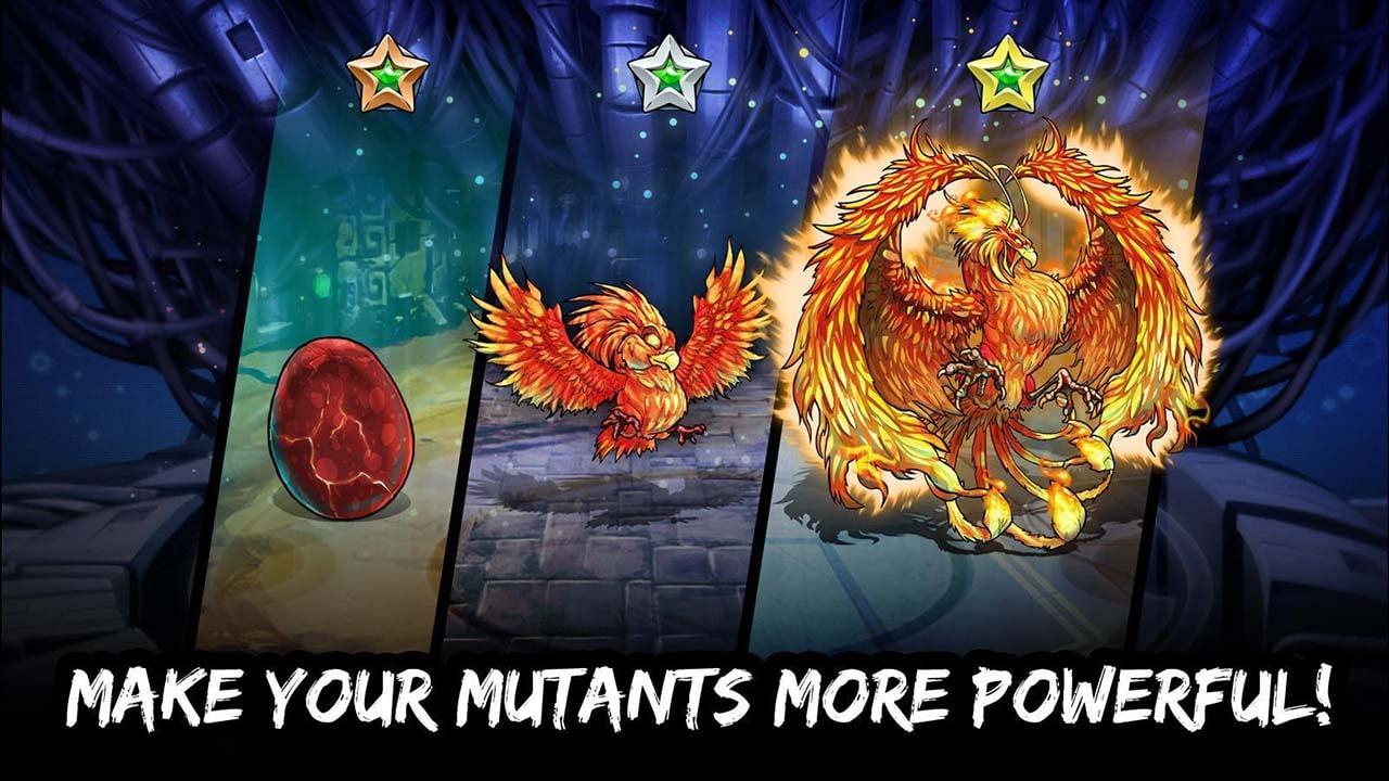 Mutants Genetic Gladiators screen 3