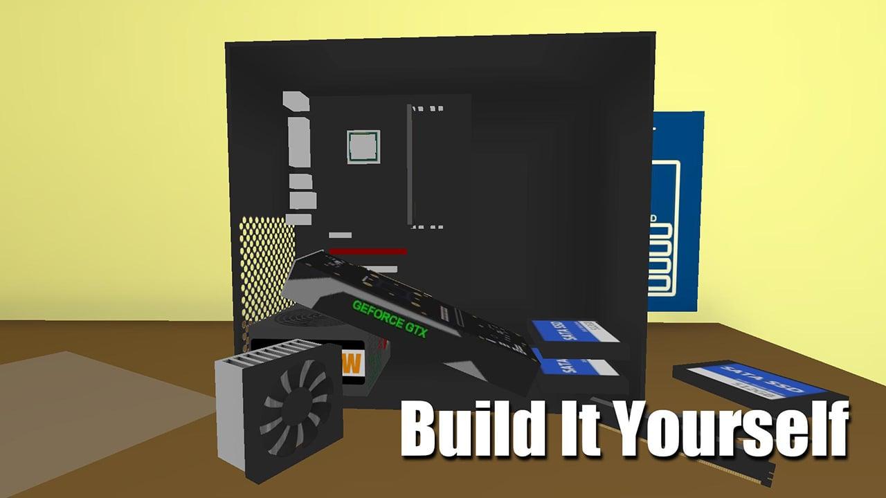 PC Simulator screen 3