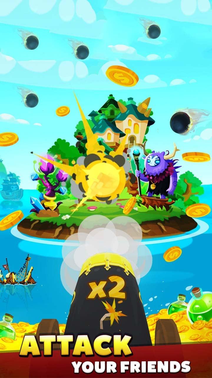 Pirate Kings screen 4