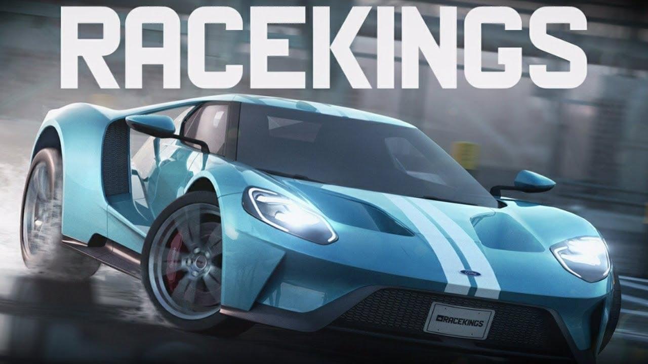 Race Kings poster