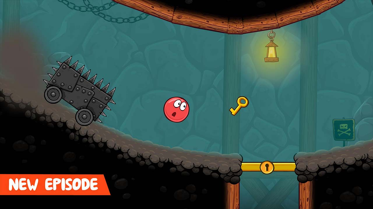 How Red Ball 4 Apk Works