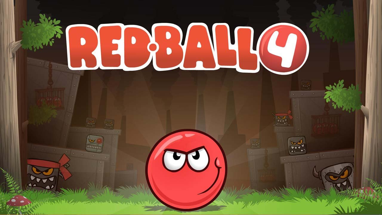 Red Ball 4 poster