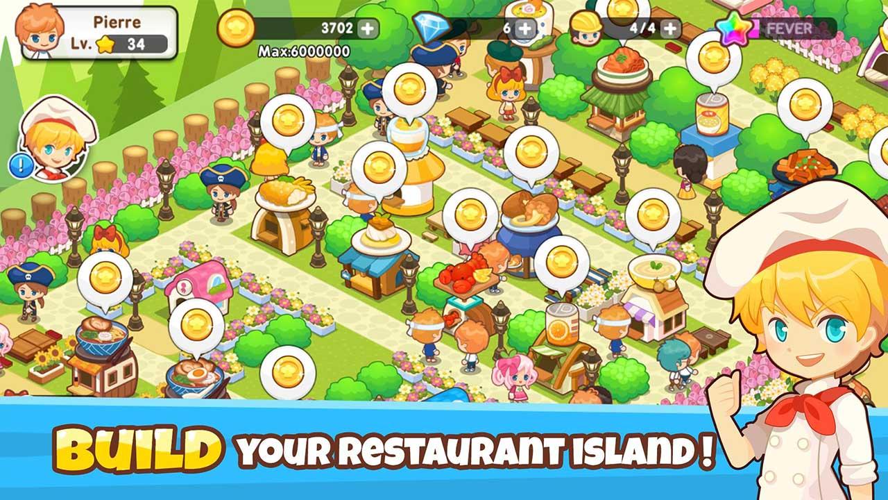 restaurant paradise sim builder screen 0