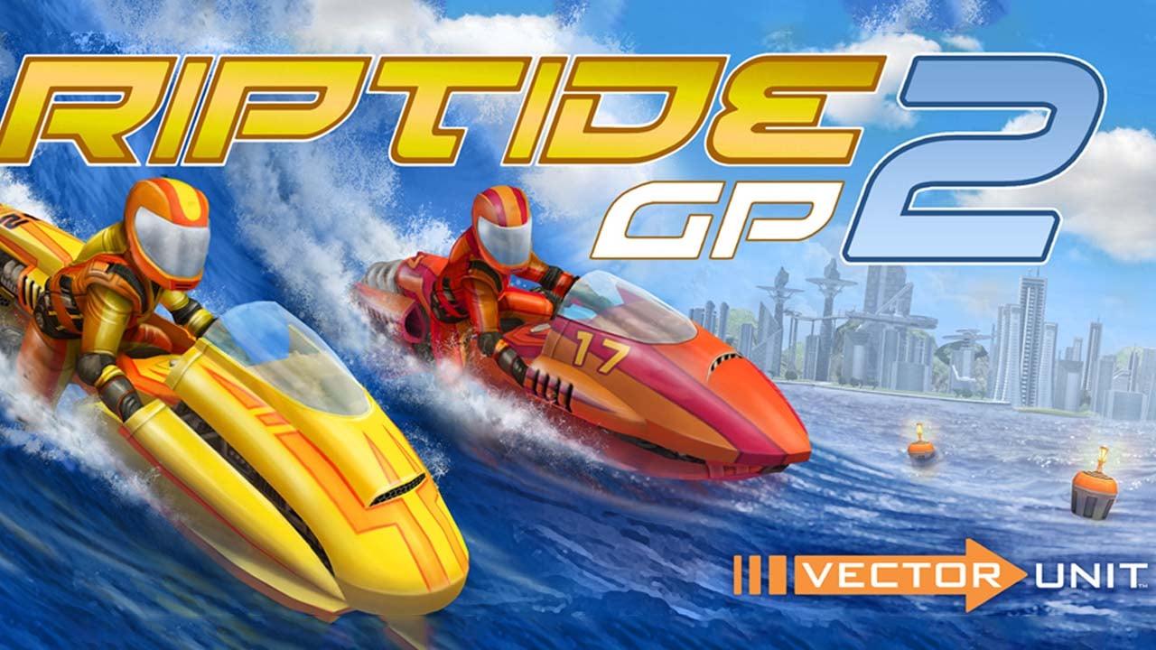 Riptide GP2 poster
