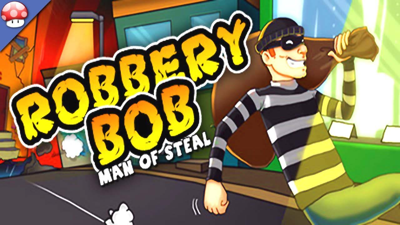 Robbery Bob poster