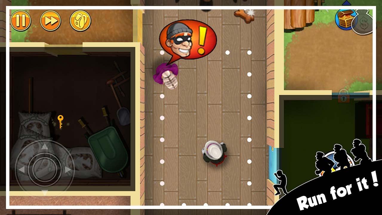 Robbery Bob screen 3