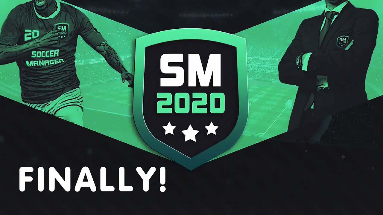 Soccer Manager 2020 poster
