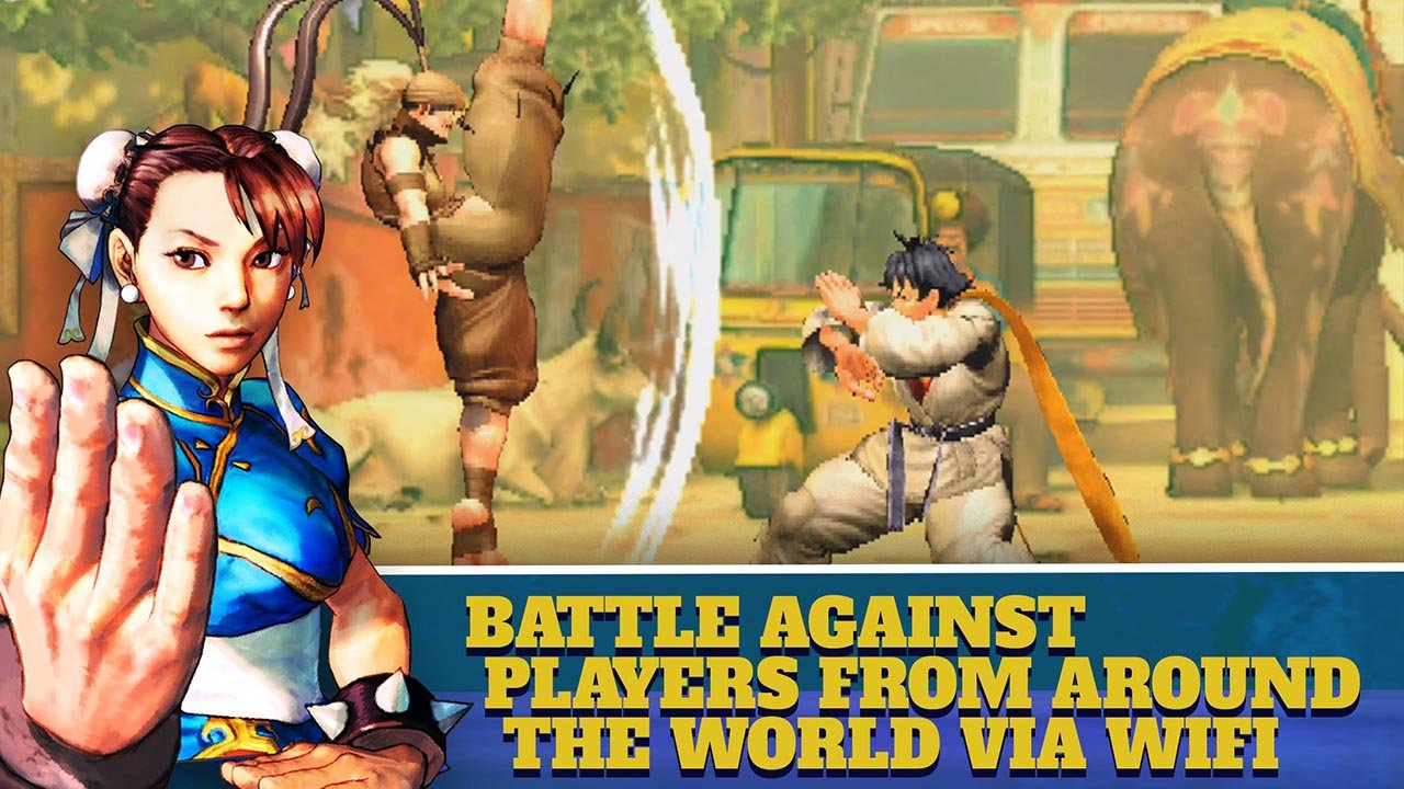 Street Fighter IV Champion Edition screen 2