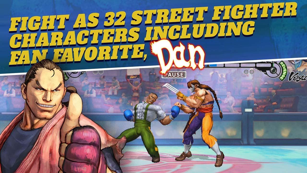 Street Fighter IV Champion Edition screen 3