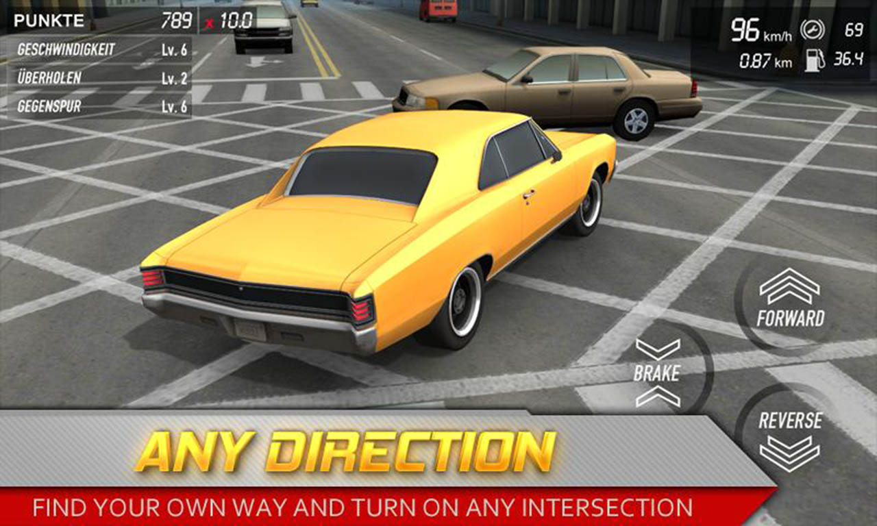Streets Unlimited 3D screen 0