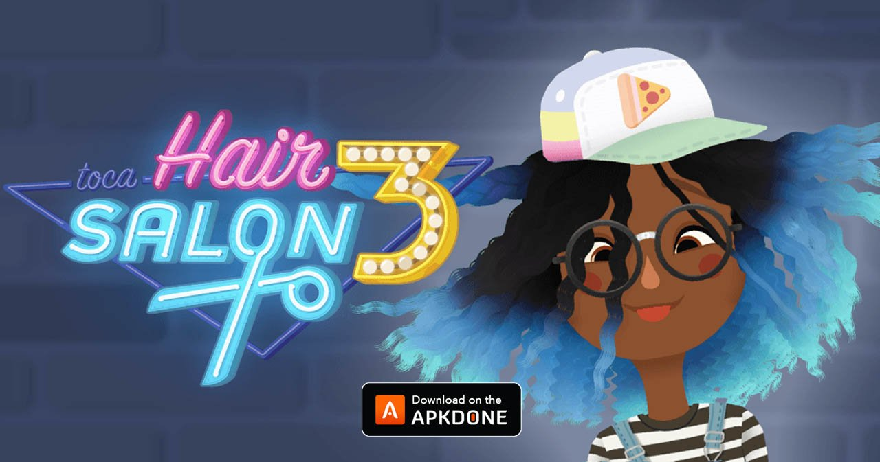 Toca Hair Salon 3 Mod Apk 1 2 4 Download Paid For Free For Android