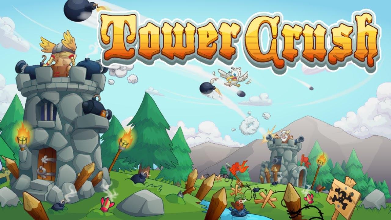 Tower Crush poster