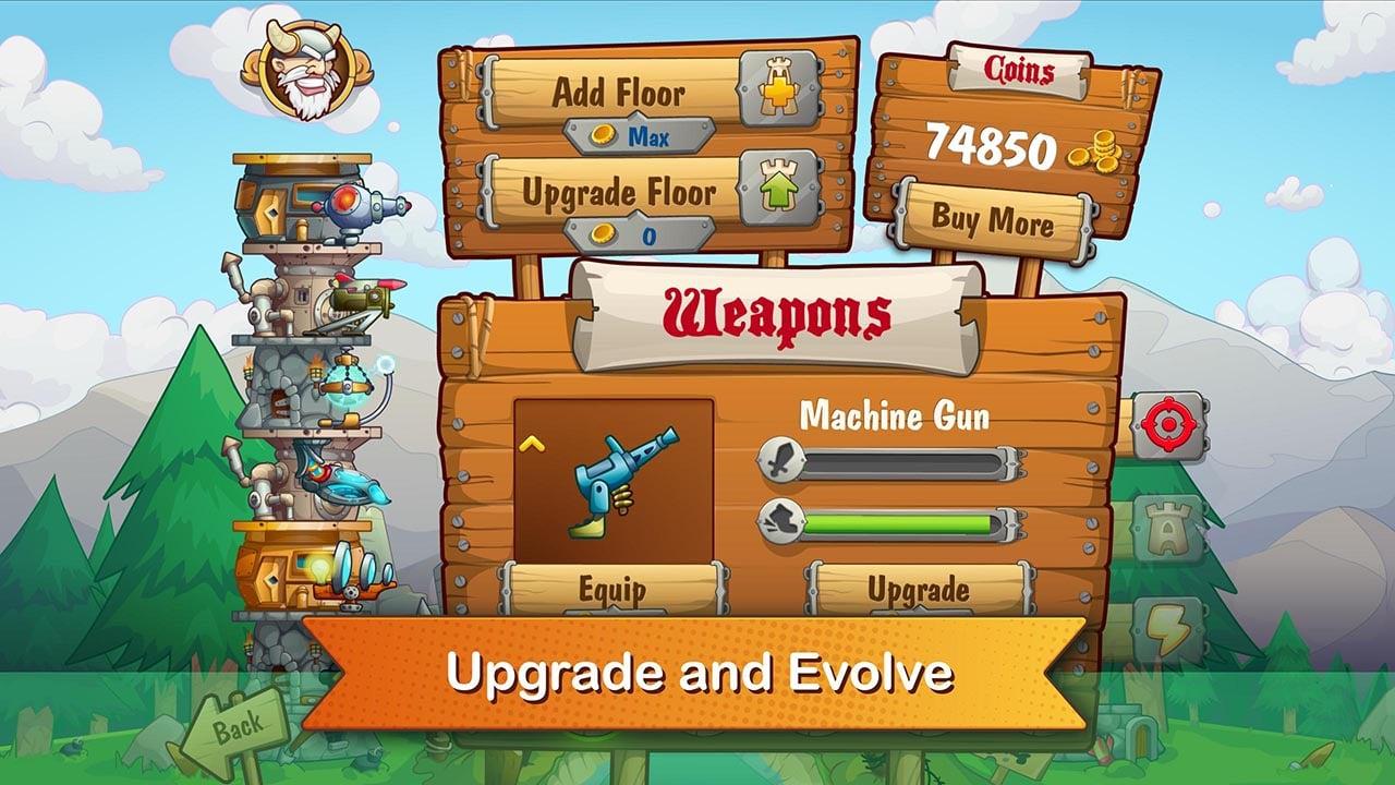 Tower Crush screen 1
