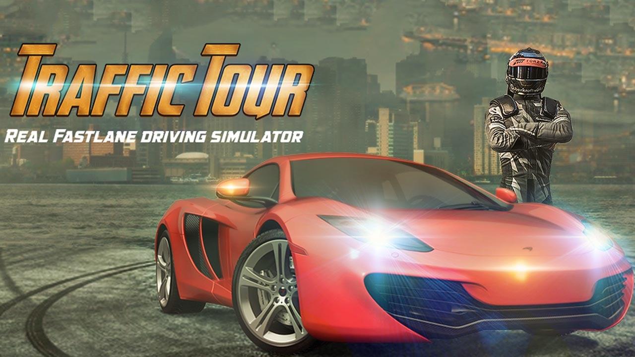 Traffic Tour poster
