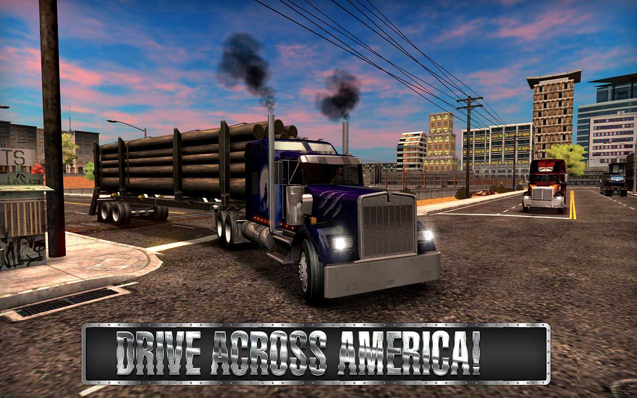 Truck Simulator USA screen 2