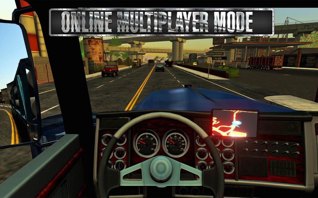 Truck Simulator USA screen 3