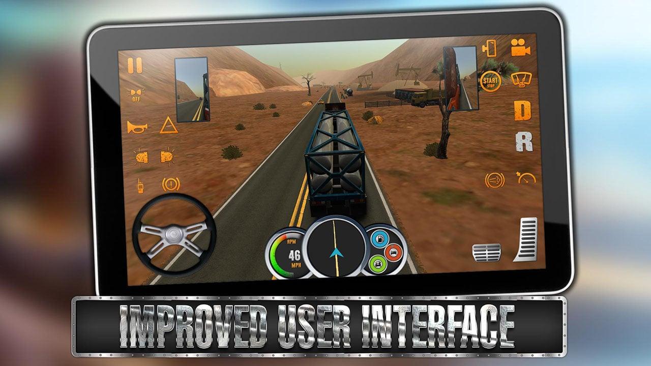 Truck Simulator USA screen 4