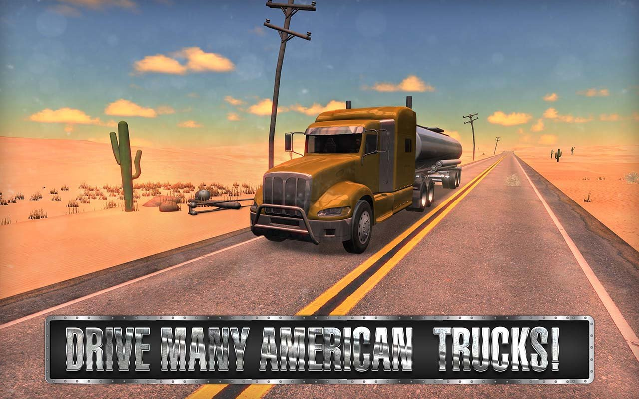 Truck Simulator USA screen 5