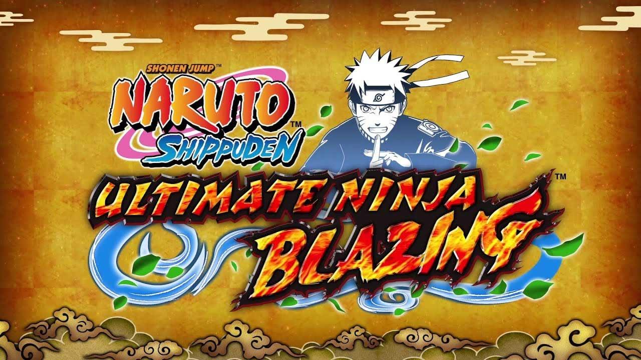 Ultimate Ninja Blazing poster