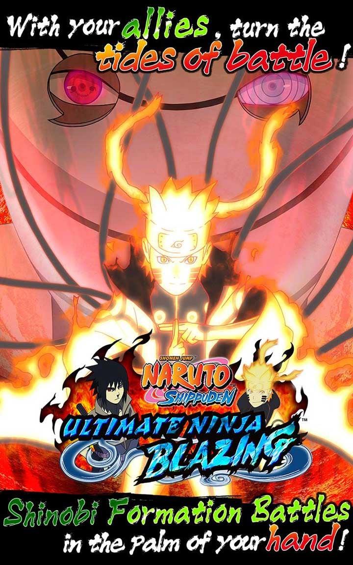 Ultimate Ninja Blazing screen 0