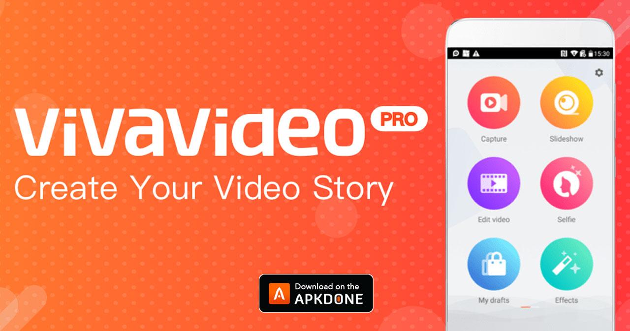 VivaVideo PRO poster
