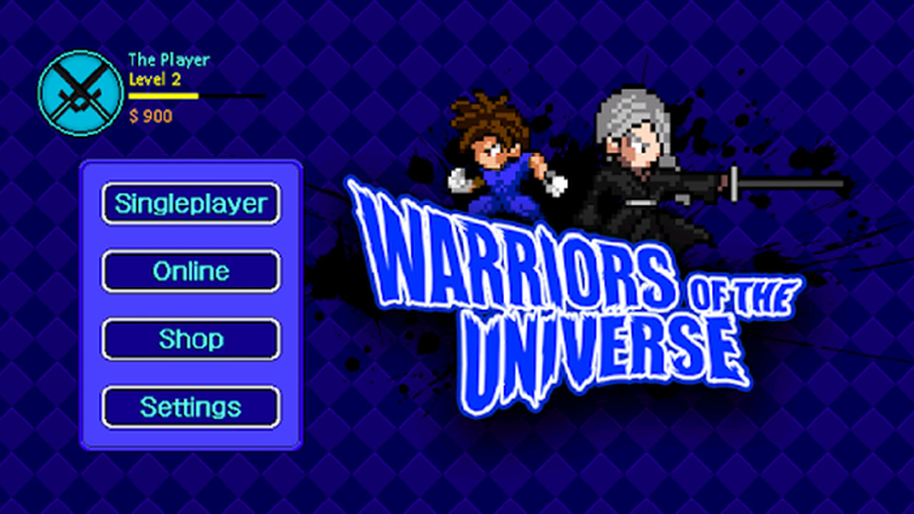 Warriors of the Universe Online poster