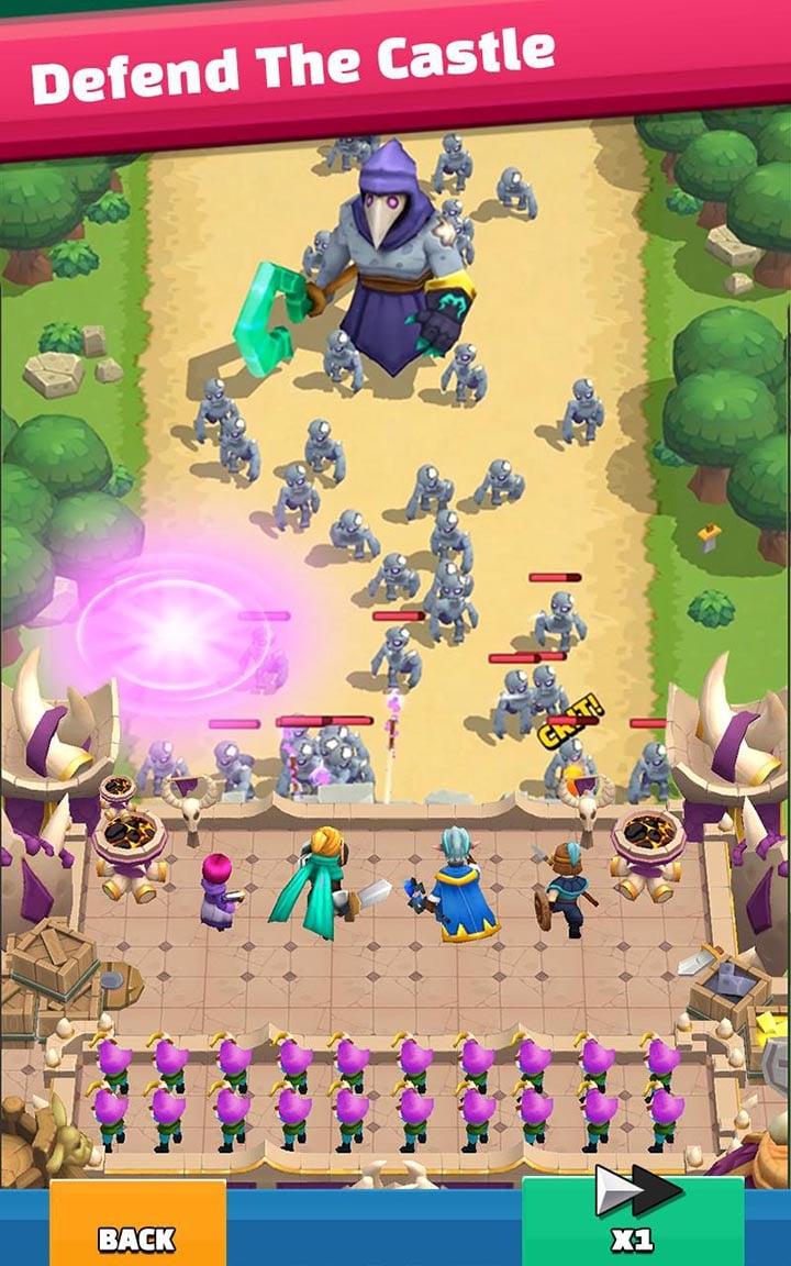 Wild castle screen 0