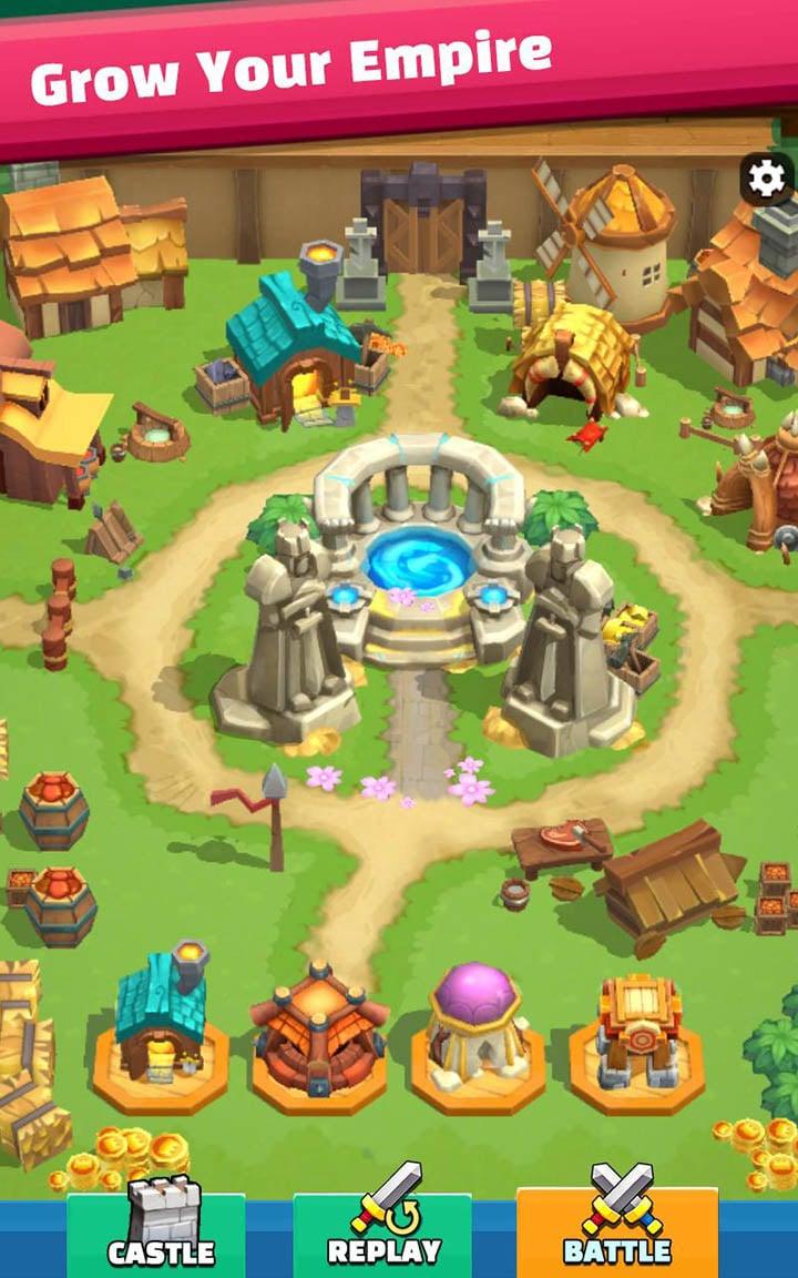 Wild castle screen 2