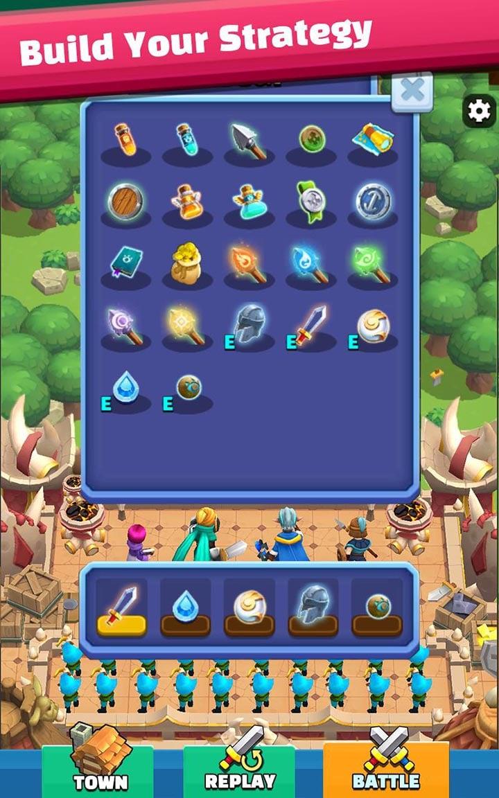 Wild castle screen 3