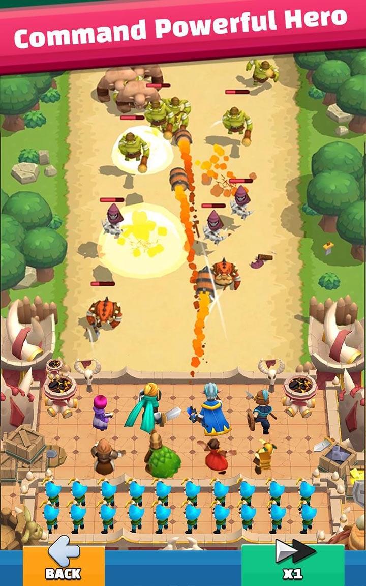 Wild castle screen 4