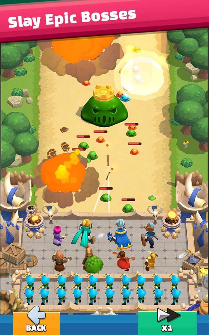 Wild castle screen 5