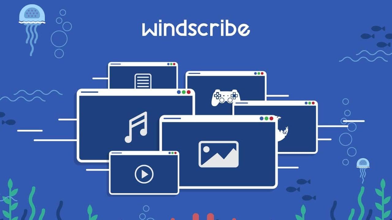 Windscribe VPN poster