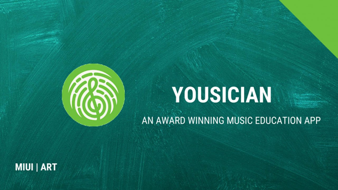 Yousician poster