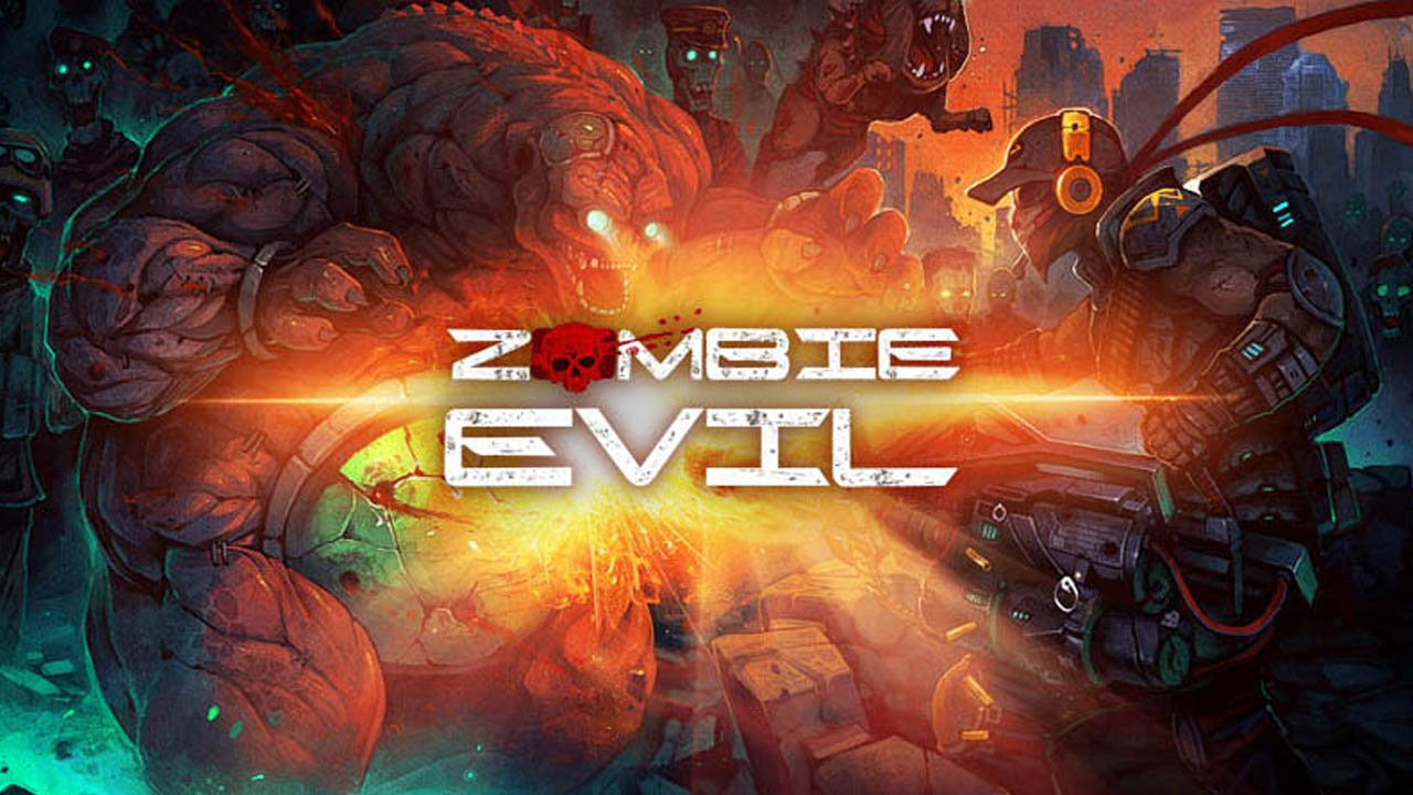 Zombie Evil poster