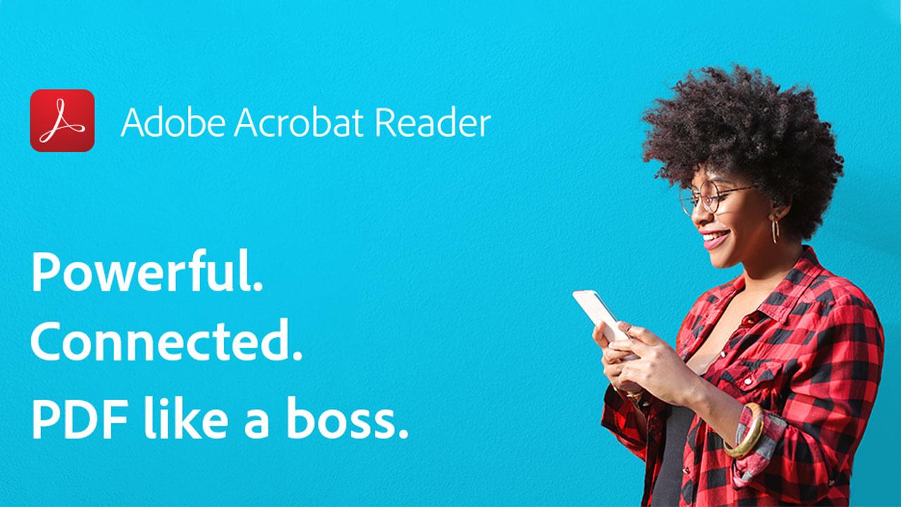 Adobe Acrobat Reader cover