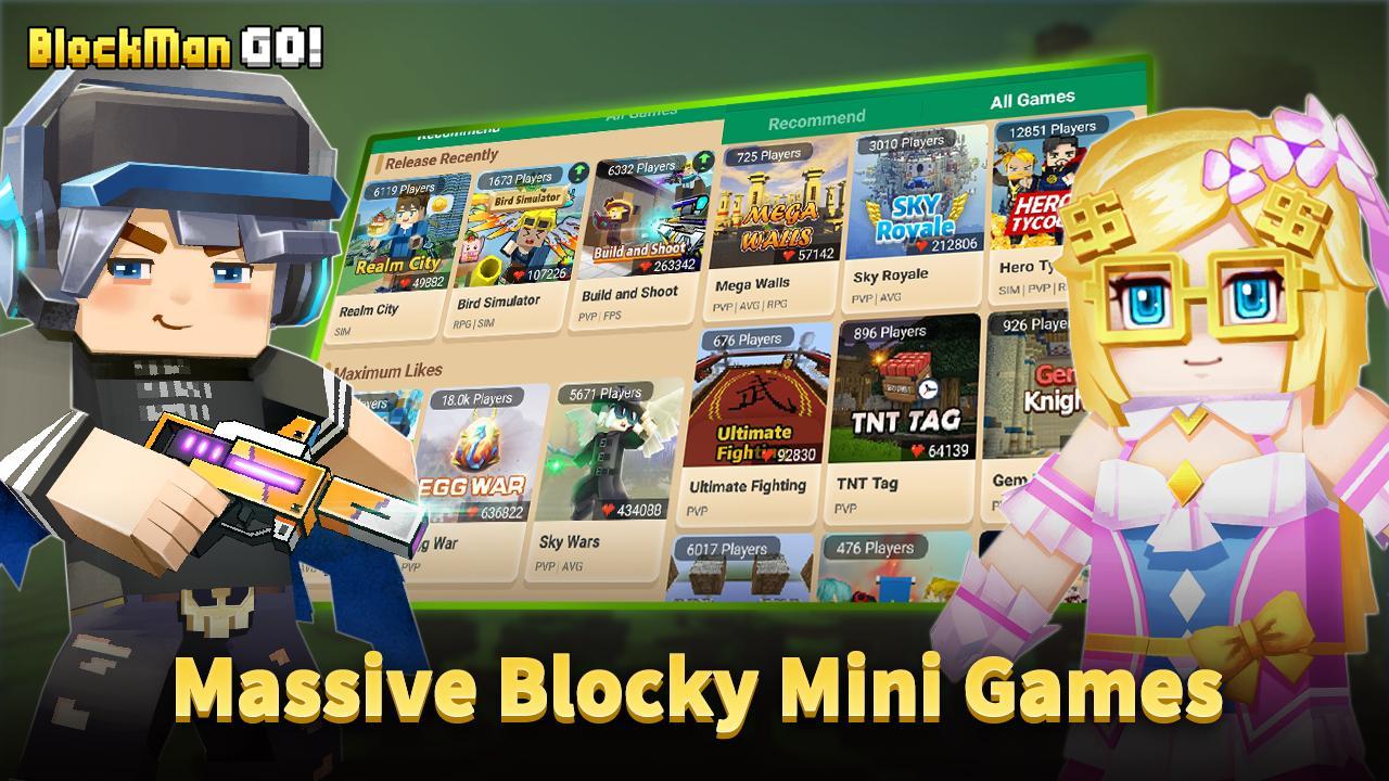 lockman Go: Blocky Mods screenshot 2
