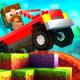 Blocky Roads MOD APK 1.3.7 (Unlimited money)