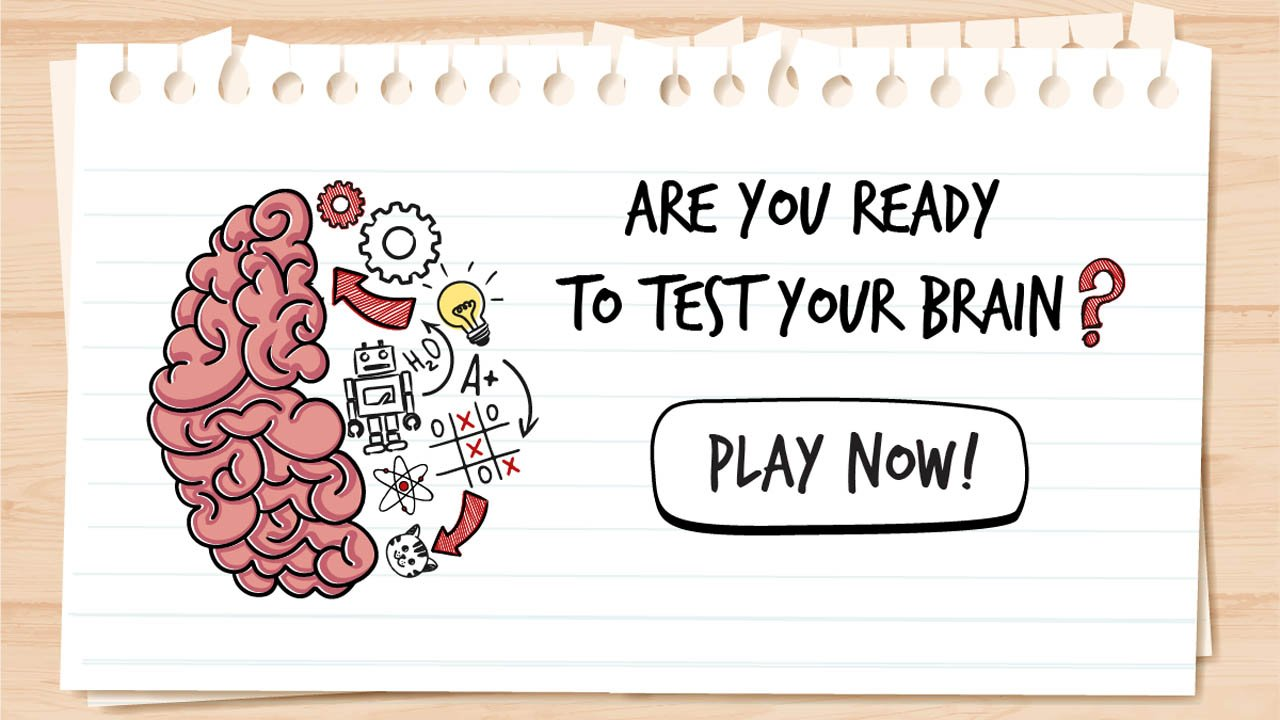 Brain Test: Tricky Puzzles poster