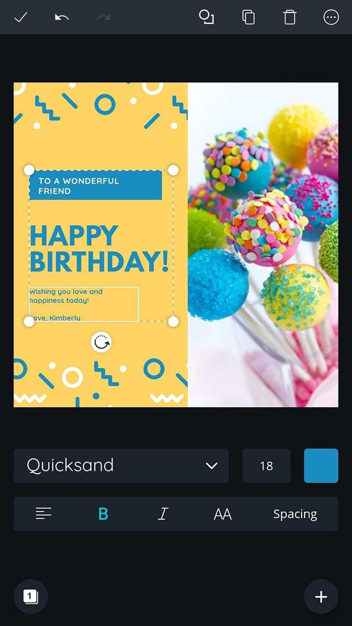 Canva app screenshot 6