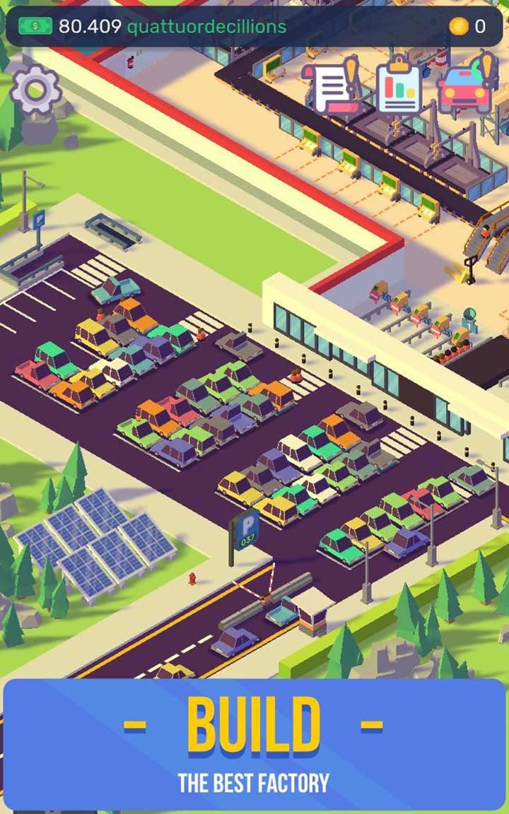 Car Industry Tycoon screenshot 3