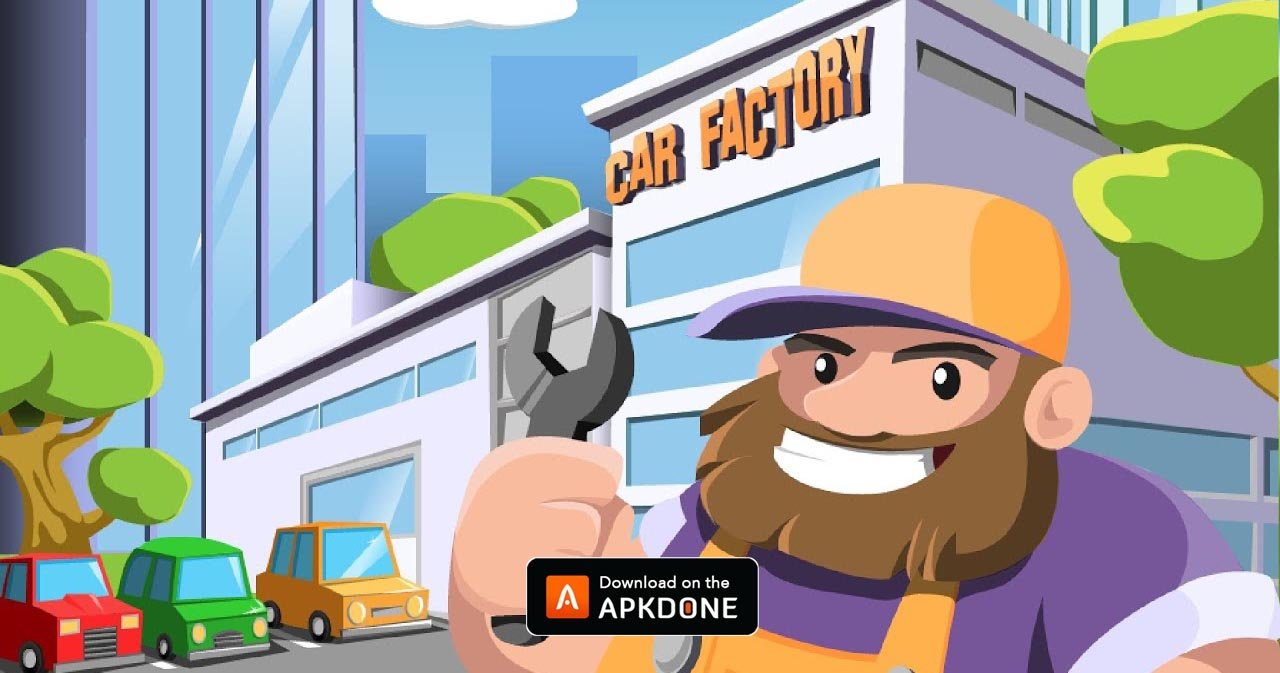 Car Industry Tycoon MOD APK 1.6.0 Download (Unlimited ...