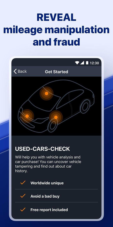 Carly app screenshot 3