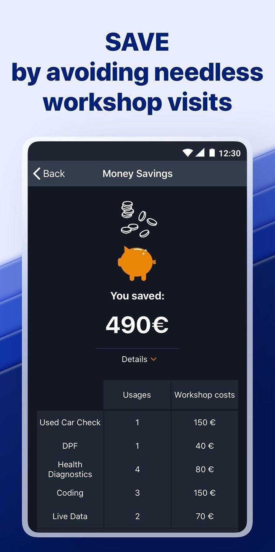 Carly app screenshot 4