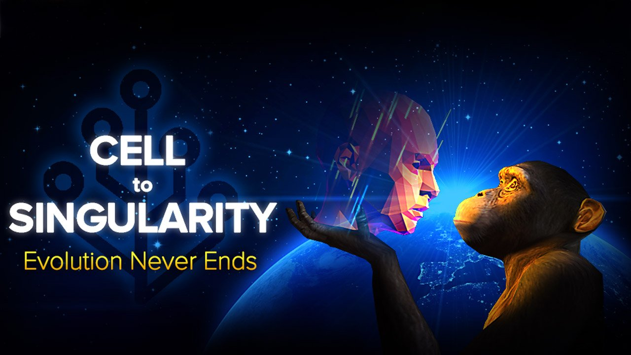 Cell to Singularity poster