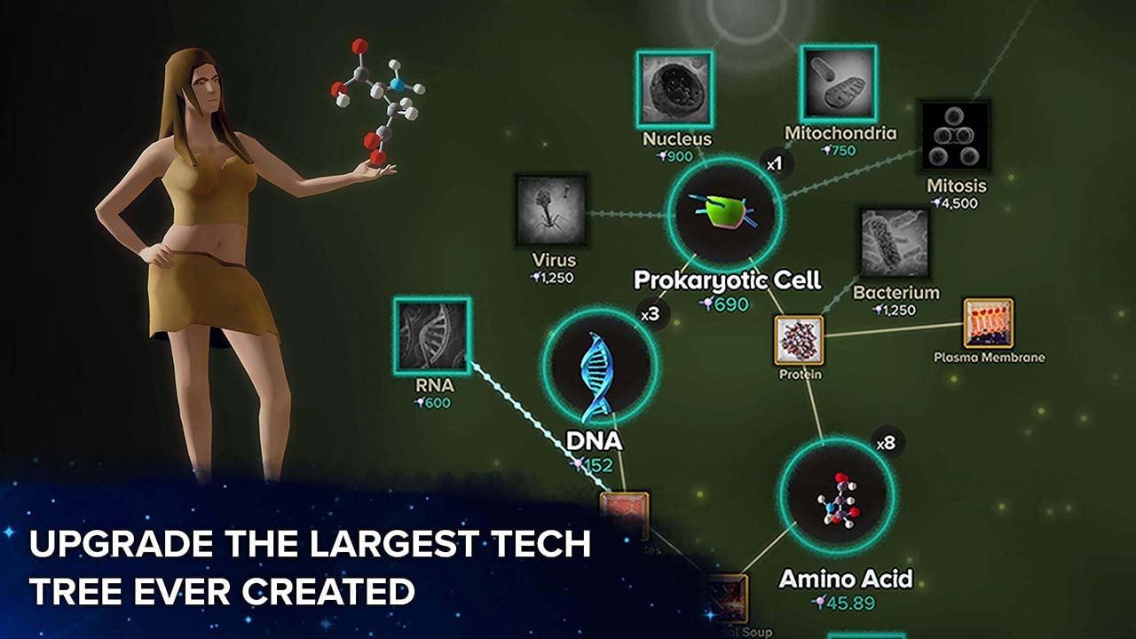 Cell to Singularity screenshot 2