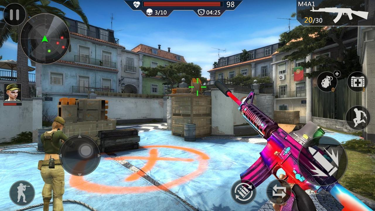 Cover Strike screenshot 1